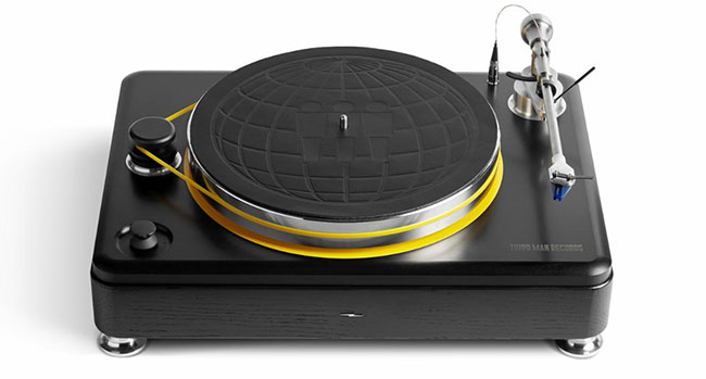 Third Man Turntable