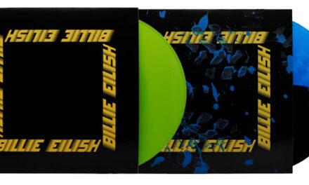 Third Man Records releasing Billie Eilish acoustic vinyl