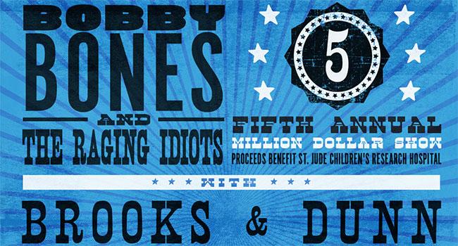 Bobby Bones 5th Annual Million Dollar Show