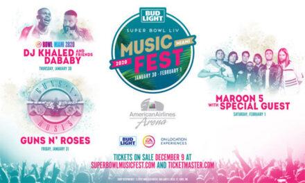 Guns N Roses among Bud Light Music Fest headliners