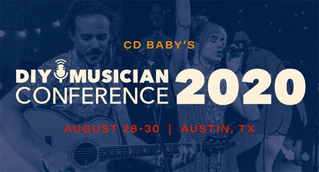 CD Baby DIY Musician Conference 2020