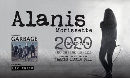 Alanis Morissette announces 2020 tour, new album