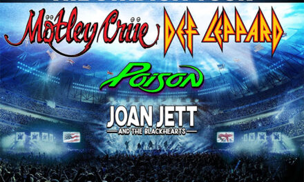 Motley Crue, Def Leppard share rescheduled Stadium Tour dates