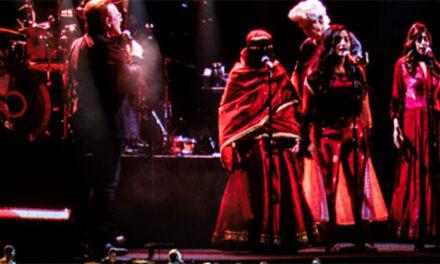 AR Rahman joins U2 on stage in Mumbai