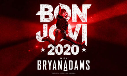 Bon Jovi adds Montreal, second Boston tour date
