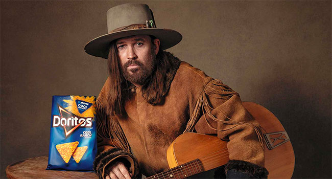 Billy Ray Cyrus & Cool Ranch Doritos