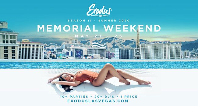 Exodus Festival - Las Vegas