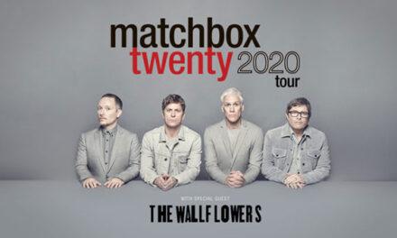 Matchbox Twenty announces 2020 summer tour with Wallflowers
