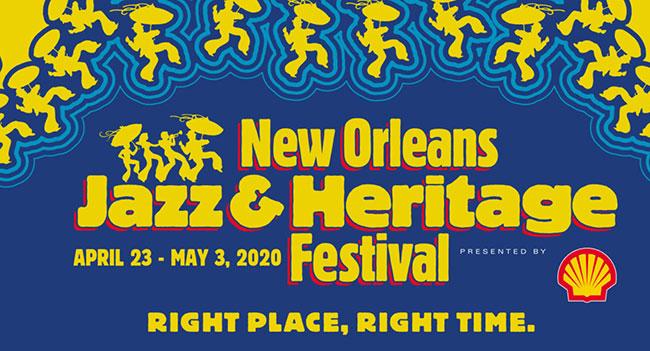2020 New Orleans Jazz Festival