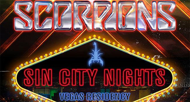 Scorpions Las Vegas Residency