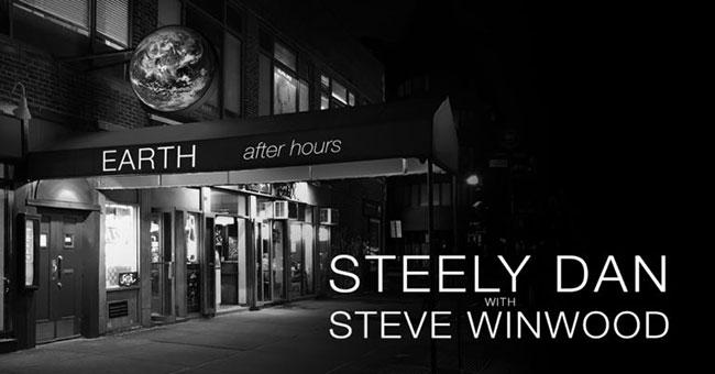 Steely Dan & Steve Winwood 2020 Tour