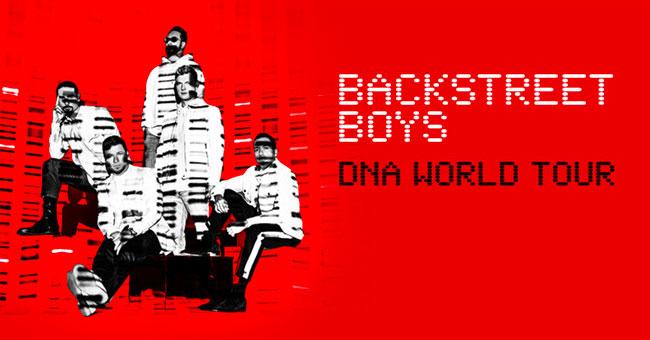 Backstreet Boys DNA World Tour 2020