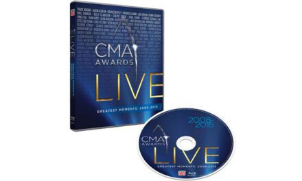 Time Life announces 'CMA Awards Live Greatest Moments' Blu-ray