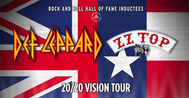 Def Leppard & ZZ Top
