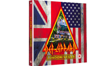 Def Leppard 'London to Vegas' concert collections announced