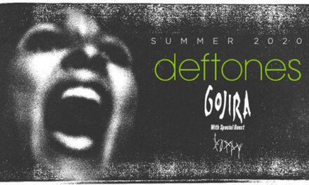 Deftones announce US summer headlining tour