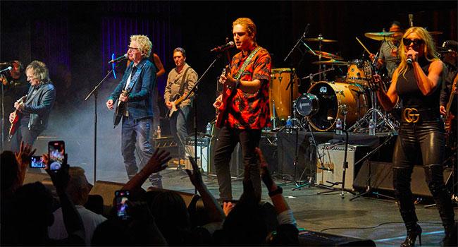 AXS TV sets star-studded 'Eddie Money Tribute Concert' airing
