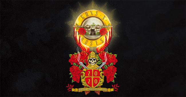 Guns N Roses announces 2020 global stadium tour
