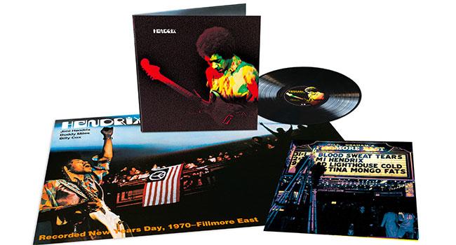 Jimi Hendrix & TheBand Of Gypsys 50th Anniversary