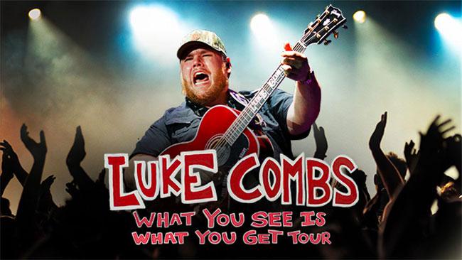 Luke Combs announces fall 2020 tour dates