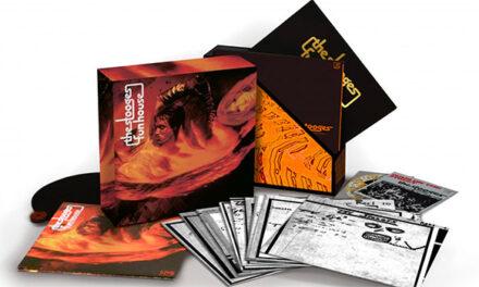 The Stooges announce 'Fun House' 50th anniversary vinyl set