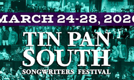 28th Annual Tin Pan South Songwriters Fest detailed