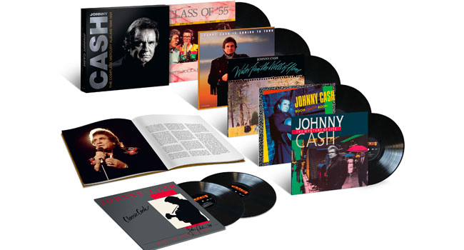 Johnny Cash Mercury catalog gets box set treatment