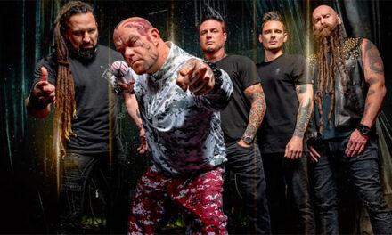Five Finger Death Punch announces 'A Decade of Destruction, Vol 2'