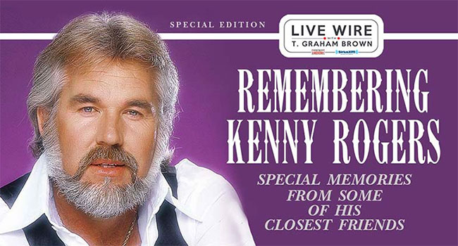 Remembering Kenny Rogers with T. Graham Brown