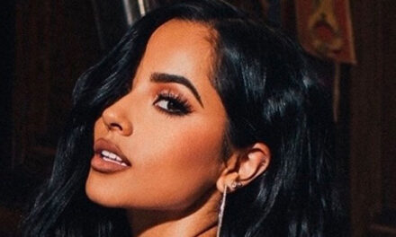 Becky G joins first-ever virtual Latin GRAMMY in the Schools program