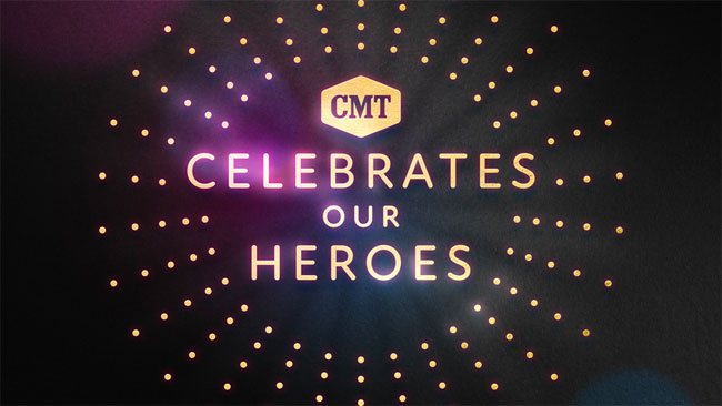 CMT Celebrates Our Heroes: An Artists of the Year Special