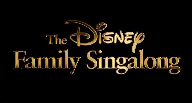 Disney Family Singalong