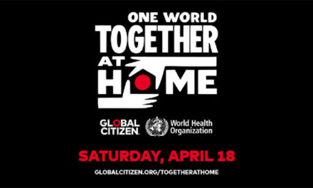 Global Citizen, WHO announce 'One World: Together at Home' livestream