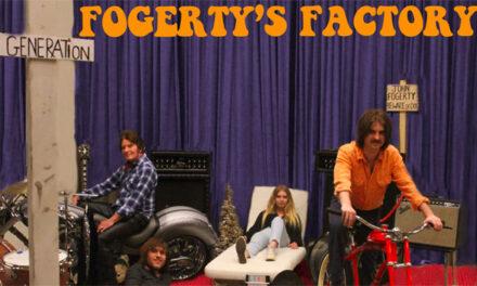 John Fogerty preps full 'Fogerty's Factory' LP