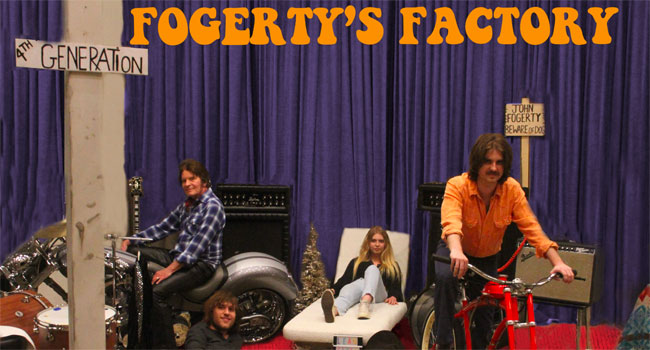 The Fogerty Family Band - Fogerty's Factory