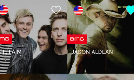 BMG offering songwriters, artists to pitch songs through app