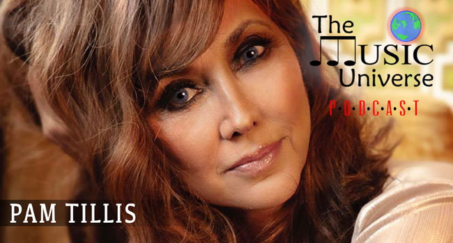 Pam Tillis on The Music Universe Podcast