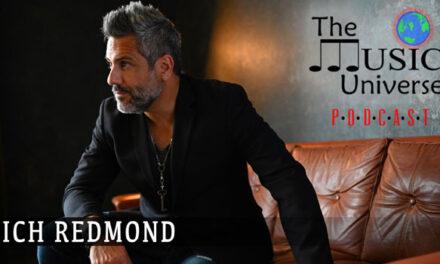 Episode 16 – Drummer Rich Redmond