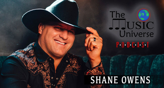 Shane Owens on The Music Universe Podcast