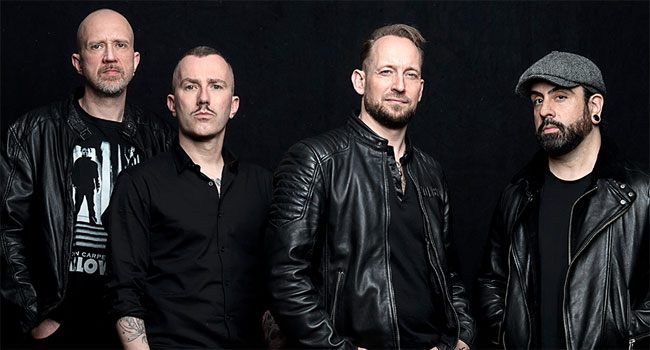 Volbeat confirms 'Rewind, Replay, Rebound Live in Deutschland'