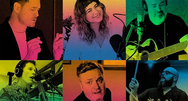 Michael Bublé with Barenaked Ladies & Sofia Reyes