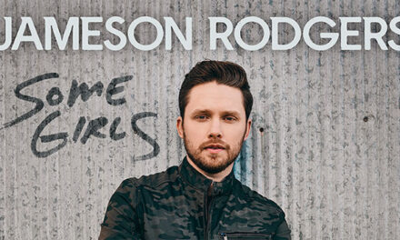 Jameson Rodgers officially top 25 at country radio