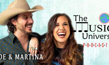 Episode 27 – Joe and Martina