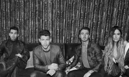 Jonas Brothers release 'X' music video featuring Karol G
