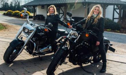 Stephanie Quayle, Harley launch partnership