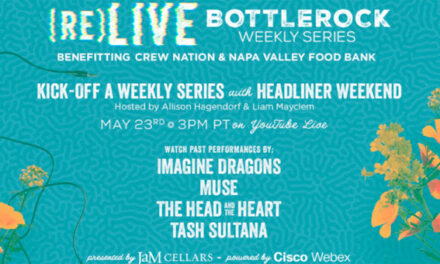 BottleRock Napa Valley announces virtual series