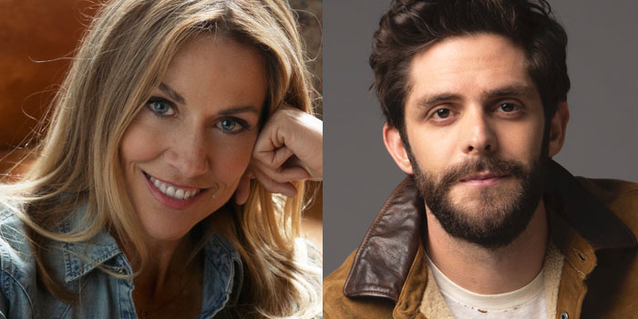 Sheryl Crow & Thomas Rhett