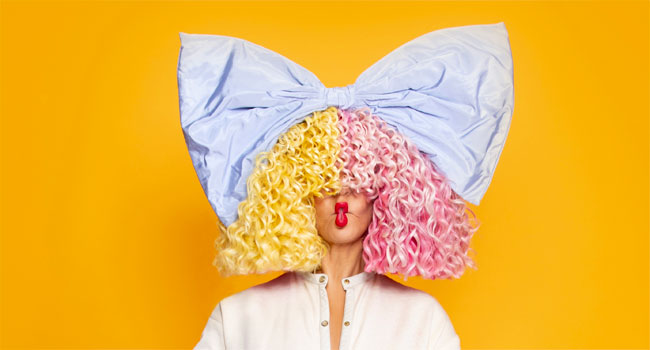 Sia releases 'Together' from forthcoming motion picture 'Music'