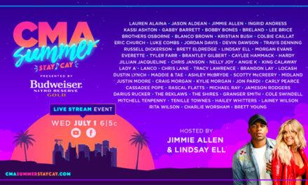 CMA announces 'CMA Summer Stay-Cay'