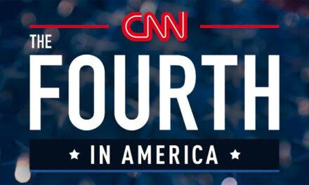 CNN announces 'The Fourth in America'